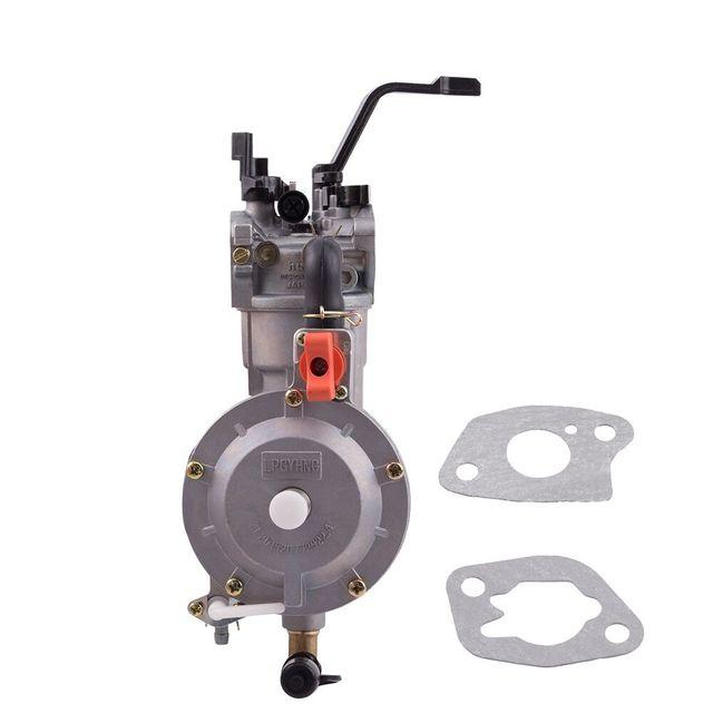 Carburateur gpl de haute qualité 168 | kit de conversion de LPG, double carburant, LPG NG pour 2KW 3KW 168F 170F générateur de moteur à essence