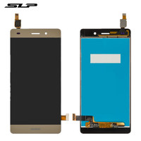 Skylarpu Complete LCD For Huawei P8 Lite ALE L21 Cell Phone Full LCD Display With Touch