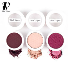 Ideal Vigor 1 Pcs Hot selling Single Color Makeup Eyeshadow Durable Waterproof Cosmetic Eye Shadow Blush High Quality YY046