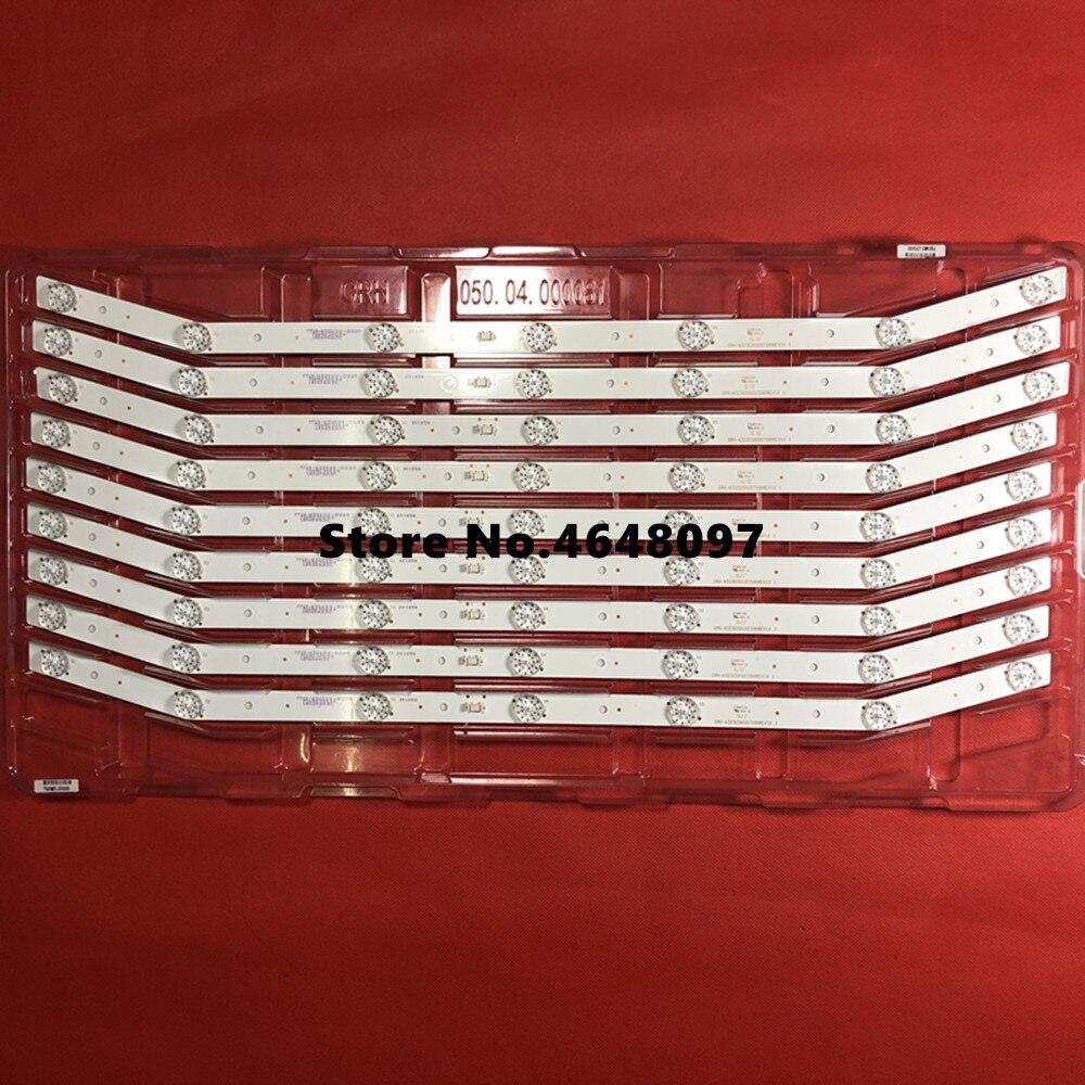 1 Set = 2 Stücke Für Nämlich Io Ineasy Lg 32 Zoll Tv Led Streifen Crh-a323030020764f Crh-a323030020759h Rev1.0 Crh-a323030020759p Hv320whb-n81 Eine GroßE Auswahl An Farben Und Designs