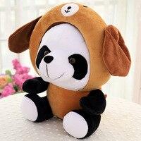 Jouets en peluche Panda jouets pour enfants jouets en peluche kawaii softstuffed en peluche animaux petit jouet mignon figurine panda bébé