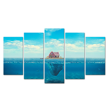 5 Modular Pictures Art Poster Wall Art Modular Paintings For Kitchen Wall Pictures Living Room Abstract Canvas Painting Abooly