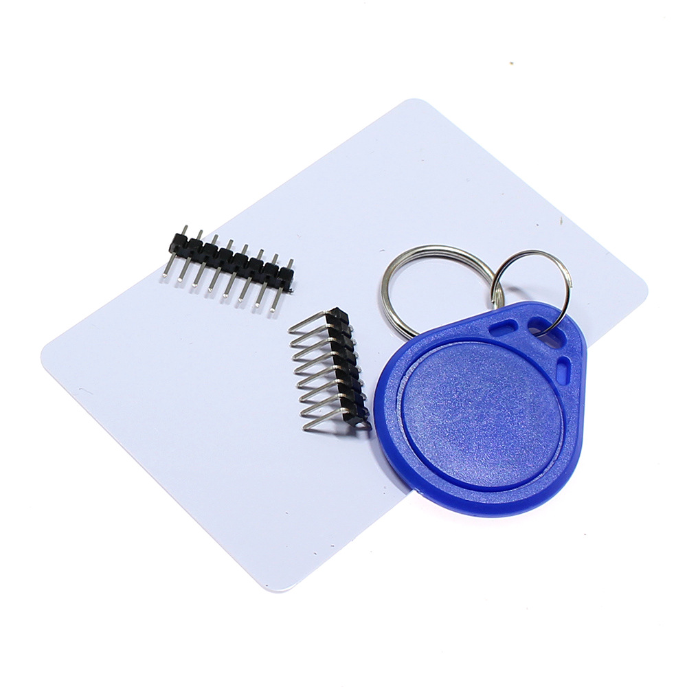 MFRC 522 RC522 RFID RF Module Kit w Card Keychain for Arduino SPI Writer Reader IC Card in Circuit Breakers from Home Improvement