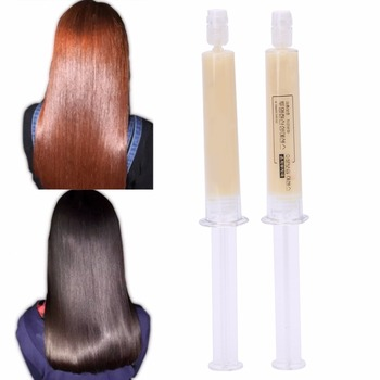 2pcs Dry Damaged maintenance Keratin Repair Treatment Moisturizing Hair Mask Hot!