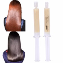 2pcs Dry Damaged maintenance Keratin Repair Treatment Moisturizing Hot!(China)