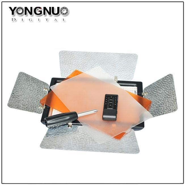 YONGNUO YN900 YN-900 LED s CRI 95 + sans fil 3200 K-5500 K LED lumière vidéo 7200LM 54 W LED éclairage