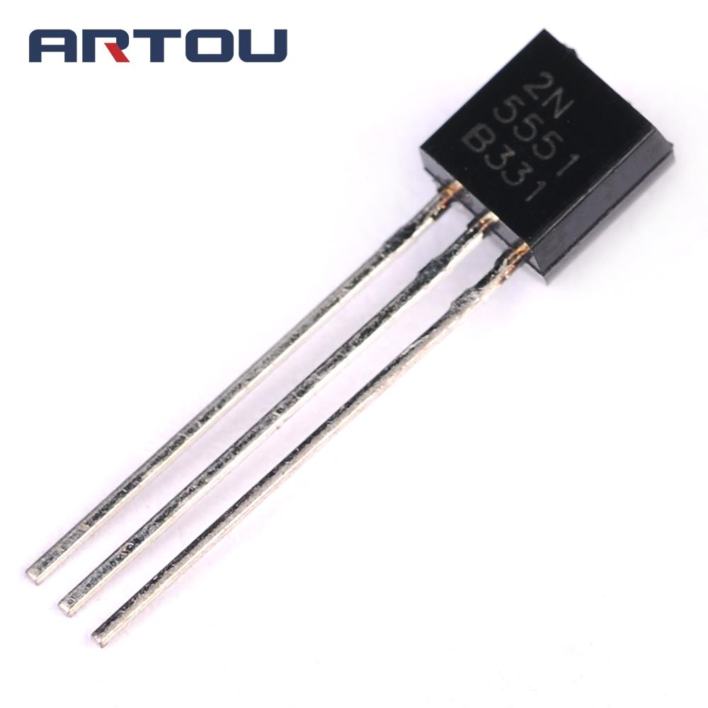 20PCS  BC239C TO-92 Amplifier Transistor NPN