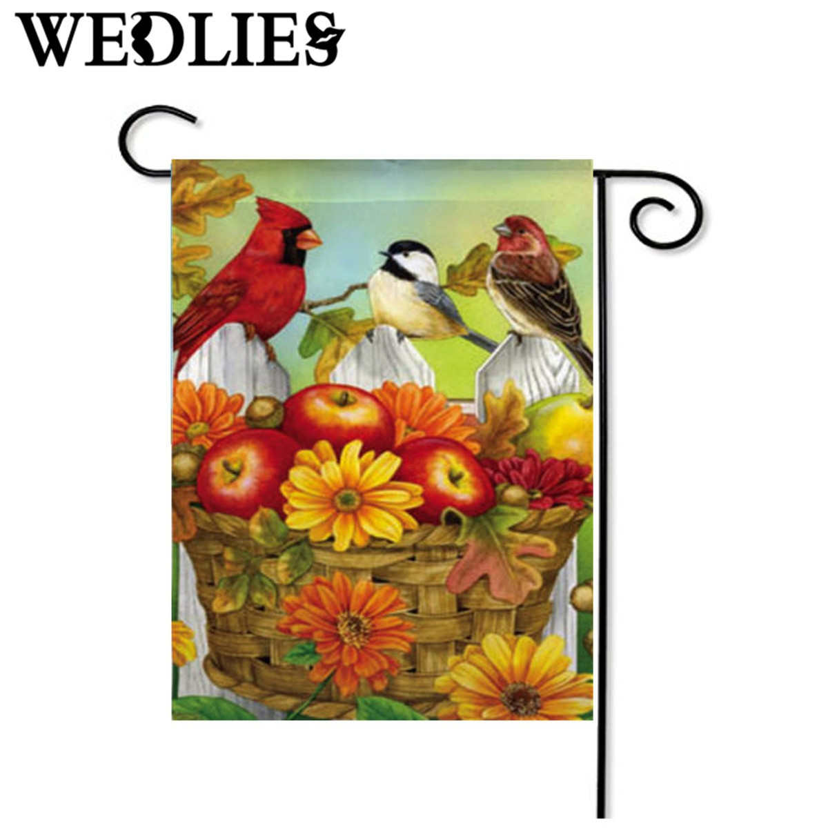 Online Buy Wholesale garden house flags from China garden house