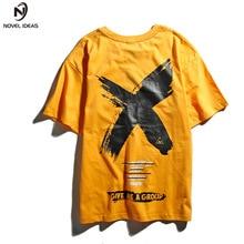 Novedad ideas 2018 verano novedad hombres monopatín elemento Hip Hop  camiseta marca diseñador hombres 100% algodón ropa de manga. d00b0658165