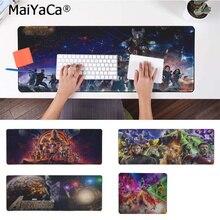 MaiYaCa Hot Sales Avengers Infinity War Large Mouse pad PC Computer mat Free Shipping Pad Keyboards Mat