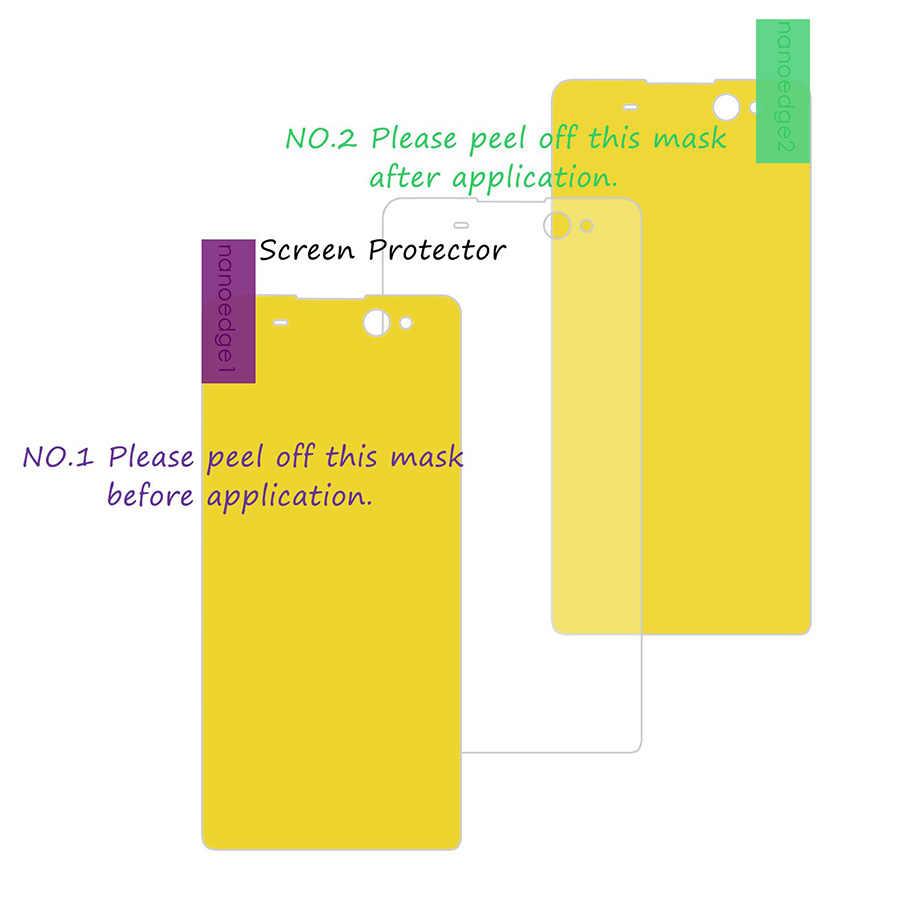 11D Anteriore Posteriore Molle di TPU Idrogel Intero Premio Protezione Dello Schermo Per Samsung Galaxy S10 S9 S8 Più Nota 8 9 s7 Bordo Pellicola Trasparente