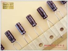 30 ШТ. Япония Химическая ASF серии электролитические конденсаторы для 47 мкФ/25 В аудио бесплатная доставка