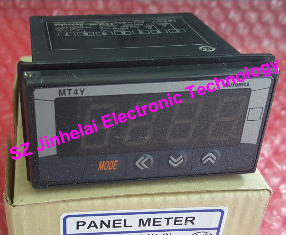 MT4Y-AA-4N  Autonics  New and original  PANEL METER aprende gramatica y vocabulario 4