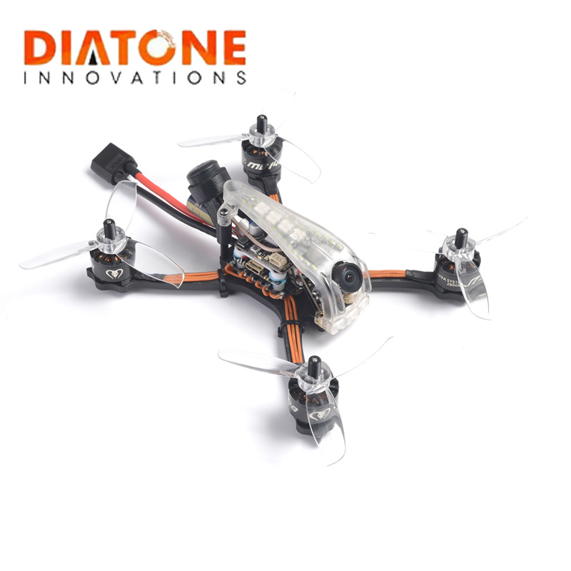 Diatone GT R369 3 zoll 6S 143mm FOXEER predator V4 Kamera Crazy Racing Limited Edition PNP XT60 143mm FPV Racing RC Drone Modell-in RC-Hubschrauber aus Spielzeug und Hobbys bei  Gruppe 2