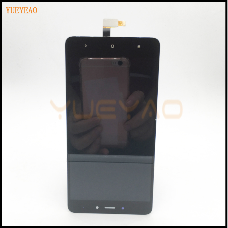 YUEYAO Für <font><b>Xiaomi</b></font> Redmi <font><b>Note</b></font> <font><b>4</b></font> LCD Display + Touch <font><b>Panel</b></font> LCD Screen Digitizer Assembly Ersatz Für Redmi Hinweis <font><b>4</b></font> Pro Prime image