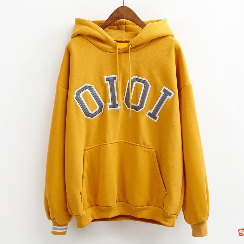 Aliexpresscom buy hoodies women autumn 2016 winter for Letters for sweatshirts