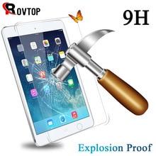 Протектор экрана планшета, закаленное стекло, Защита экрана для iPad, стекло планшета для iPad 9,7 Pro 10,5 Air 2 Mini 1 2 3 4