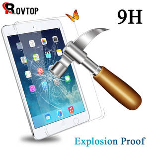 Tablet Screen Protector Tempered Glass Screen Protector For iPad Tablet Glass for iPad 2018 9.7 2017 Pro 10.5 Air 2 Mini 1 2 3 4