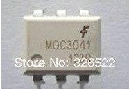 Бесплатная Доставка 10 ШТ. MOC3041M DIP-6 MOC3041 6-КОНТАКТНЫЙ