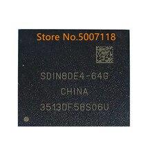 SDIN8DE4 64G bga 64 ギガバイトの emmc 100% 新オリジナル