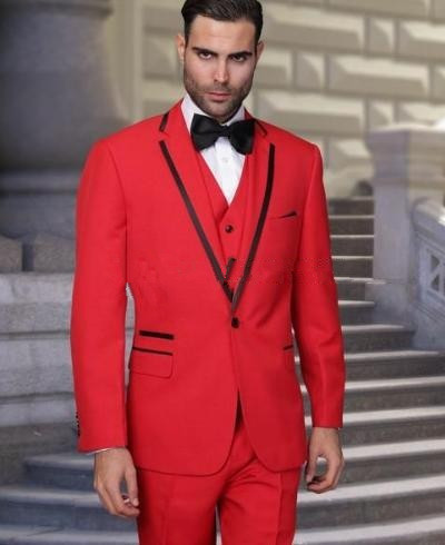 Compare Prices on Red Prom Suit for Men- Online Shopping/Buy Low ...