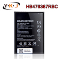 100% Original Phone Battery HB476387RBC3000mAh Battery Replacement for Huawei honor 3X G750 B199 cellphone battery Free shipping