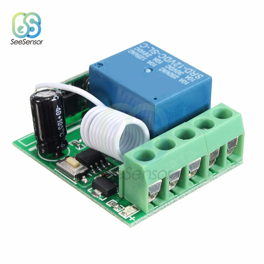 Worldwide delivery dc 12v relay switch 433mhz in NaBaRa Online