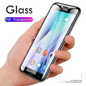 Image 5 - Protector de pantalla de vidrio templado 9H 2.5D, para Samsung Galaxy A7, A9, 2018, J6, A6, A8, J4 Plus, A5, 2017, 3 uds.