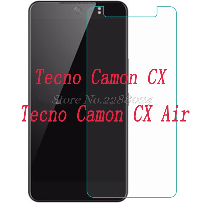 US $3 42 7% OFF|Smartphone Tempered Glass for Tecno Camon CX / AIR 5 5