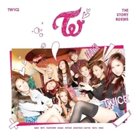 TWICE THE 1ST MINI ALBUM THE STORY BEGINS CD Booklet Garland Random Photocards Release Date 2015