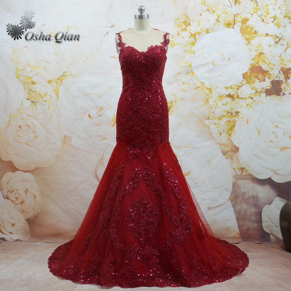Popular Red Lace Sparkly Prom Dresses-Buy Cheap Red Lace Sparkly ...