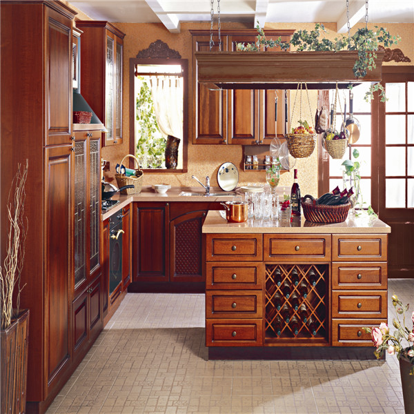 Kitchen Cabinets Cherry Wood online get cheap kitchen cabinet cherry -aliexpress | alibaba
