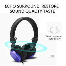 m390 Wired Headphones Studio Professional DJ Headphone with Microphone Stereo Earphone Internet cafe wired headset for phones