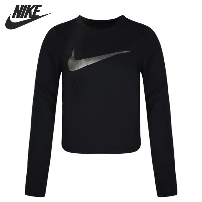 Original New Arrival 2019 NIKE AS W NK DRY ELMNT TOP CREW GX Womens  Pullover Jerseys SportswearOriginal New Arrival 2019 NIKE AS W NK DRY ELMNT TOP CREW GX Womens  Pullover Jerseys Sportswear