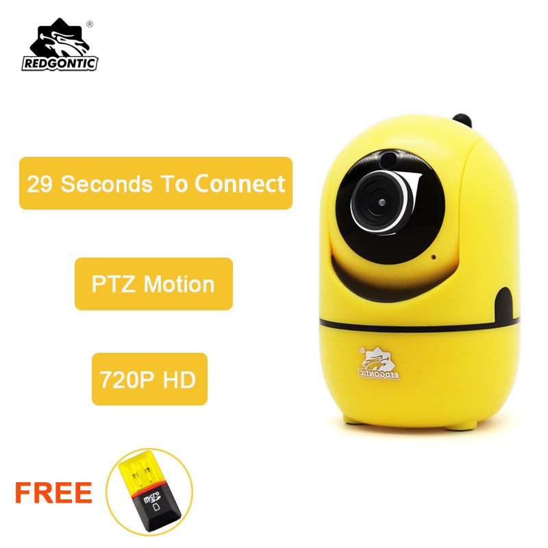 Mini wifi IP Camera 720P Wireless PTZ IP kamery Motion Detection Automatic Video Surveillance Home Security Camera Night Vision howell wireless security hd 960p wifi ip camera p2p pan tilt motion detection video baby monitor 2 way audio and ir night vision