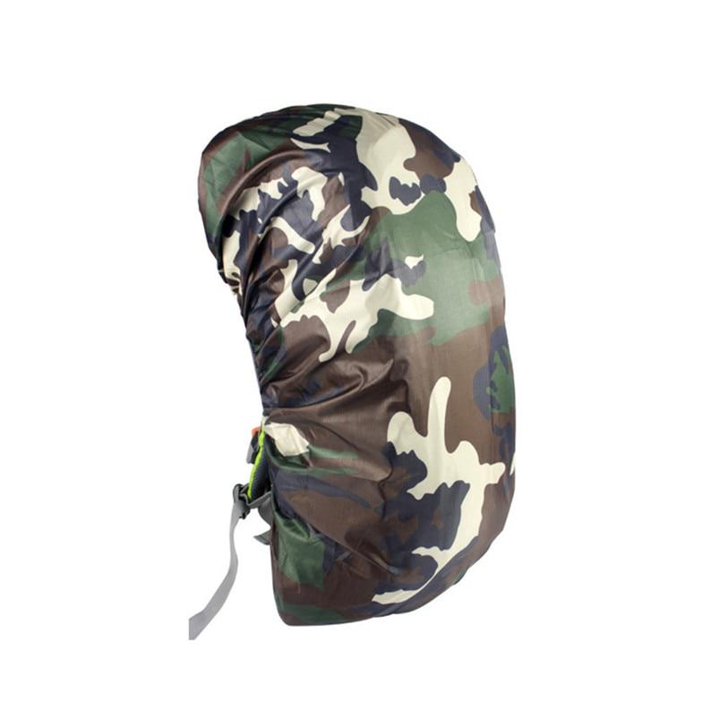 Purposeful Waterproof Camo Rain Cover Dustproof Travel Hiking Backpack Outdoor Travelling Hiking Camping Rucksack Bags #4s19 Demand Exceeding Supply