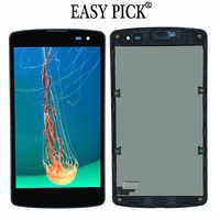 Para lg l fino optimus f60 d392 d390n d290 ls660 vs810 display lcd de toque digitador da tela montagem