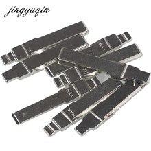 Пульт дистанционного управления HAA jingyuqin, 2 шт./лот, заглушки для автомобильных ключей для AUDI, VW PASSAT BORA SEAT, SKODA #31, HU66