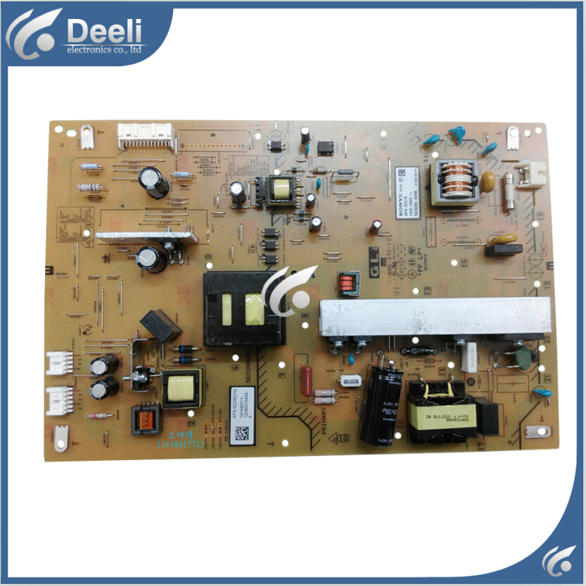 95% new original for KDL-46EX650 power board 1-886-370-12 APS-322 APS-320 2 e4a ssl4055 rev 1 0 constant board kdl 46 hx720 ex720 kdl 55 used disassemble