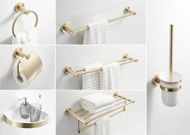 papel do banheiro conjuntos de ferragens 304 aço inoxidável