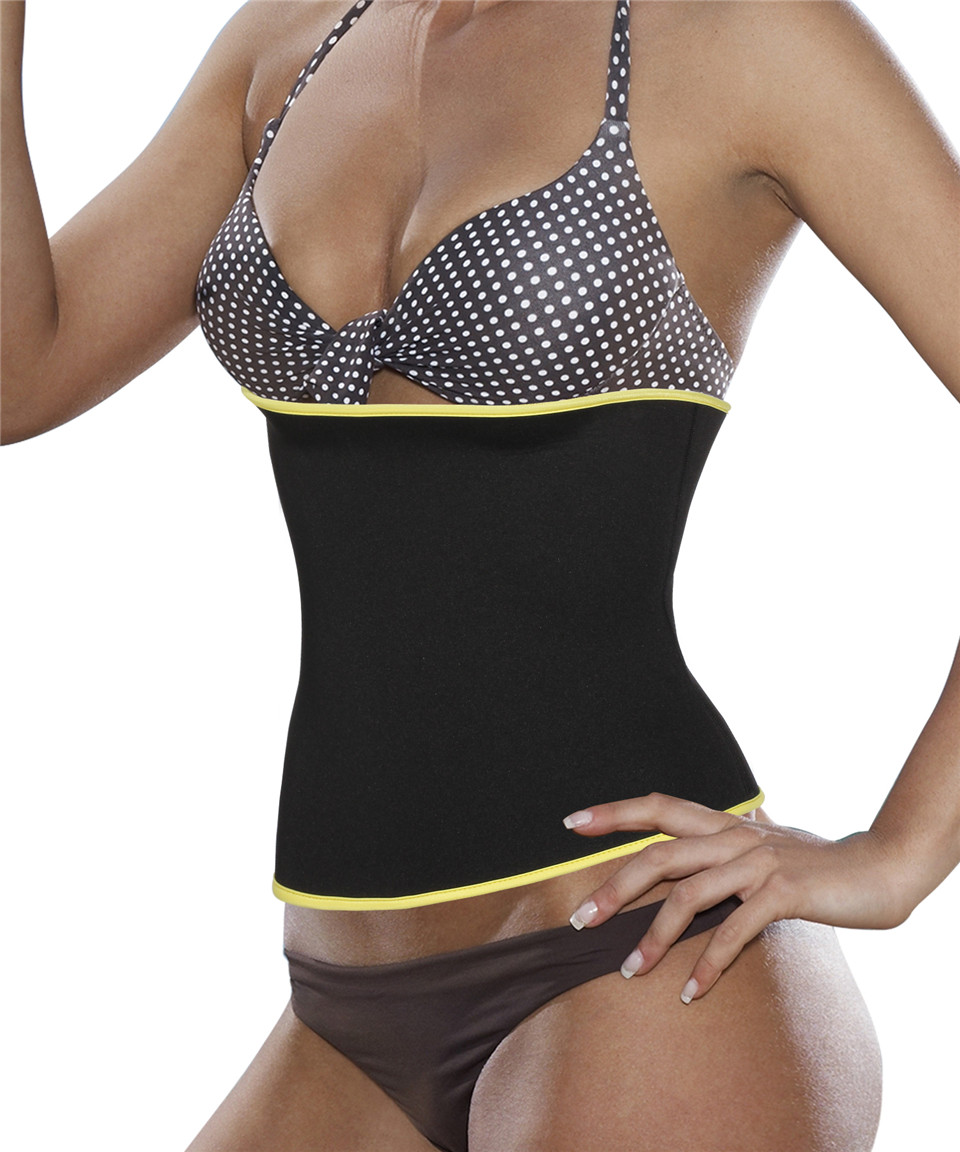 fe36a5f8af6 Junlan Modeling Strap Neoprene Slimming Belt Hot shaper Corset Women  Bodysuit Corrective Waist Trainer Body Control Shapewear. 11-1. 5