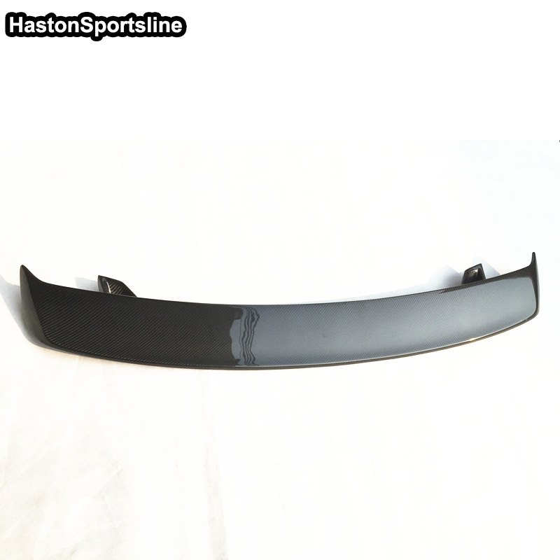 R style A3 Carbon Fiber GT Wing Spoiler For Audi A3 S3 RS3 SLINE
