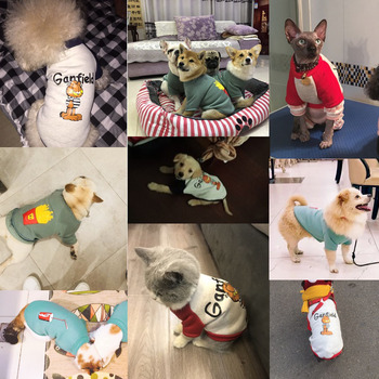 T-shirt  for Small Dogs  4