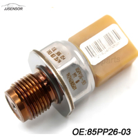 NEW Genuine Fuel Rail High Pressure Sensor 85PP26 03 03L906054A For Audi A3 A5 A6 Q5