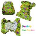 JinoBaby Cobertura Fralda de Pano Reutilizáveis Bebê Fraldas Covers One Size Fits All nb a 30 + libras