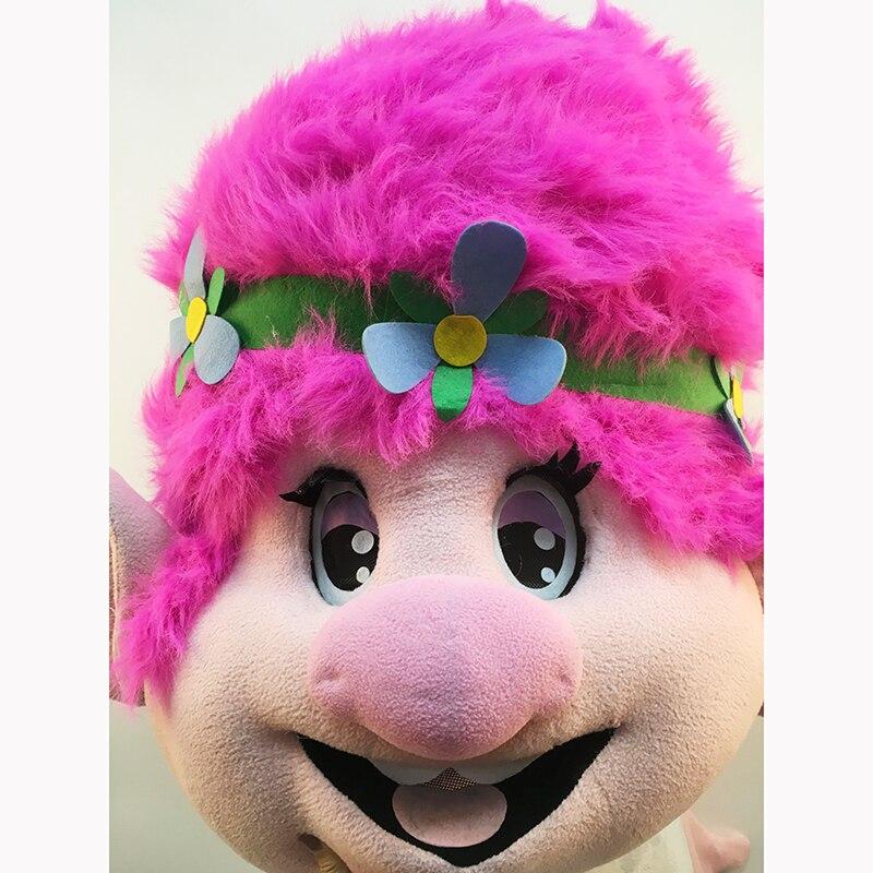 Nieuw Heet Mascottekostuum -Trolls-Complete Adult Outfit - Mascot - Carnavalskostuums - Foto 6