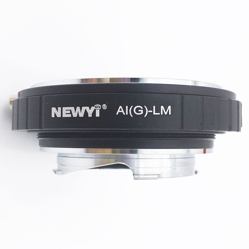 Image 5 - NEWYI Adapter for Nikon AI F G AF S Mout lens to Leica M LM L/M Camera NEW camera Lens Converter Adapter Ring-in Lens Adapter from Consumer Electronics