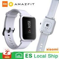 [Глобальная версия] Xiaomi Huami Amazfit Bip Молодежные мужские и женские Смарт-часы gps Bluetooth Пульс для всех телефонов PK для Apple Watch