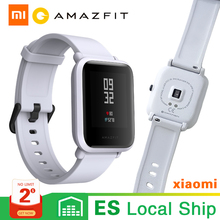 [Global Version] Xiaomi Huami Amazfit Bip Youth Men Women Smart Watch GPS Bluetooth Heart Rate For all phone PK For Apple Watch