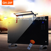 Homeleader Convector Heater Infrared Heater Freestanding Waterproof Heater Electric Heater Infrared Panel of High Quality GH 20F